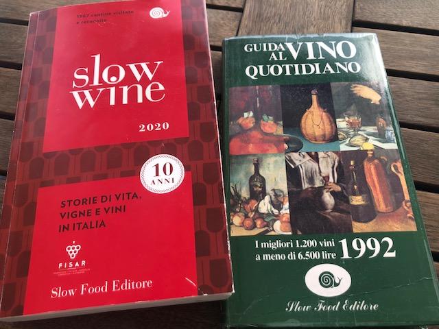 Vini Quotidiani - premiati dalla Guida Slow Wine 2020