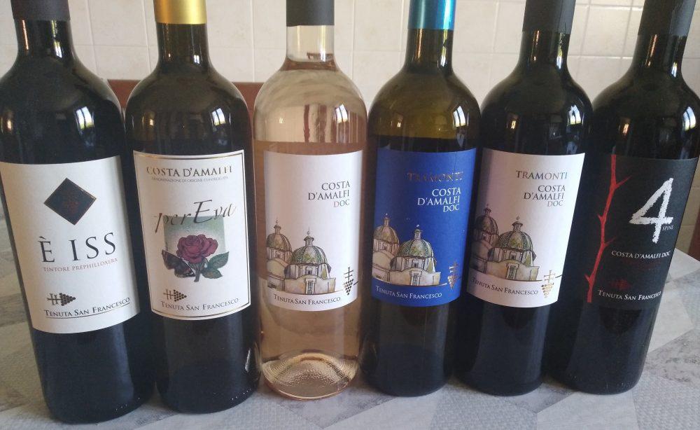 Vini Tenuta San Francesco