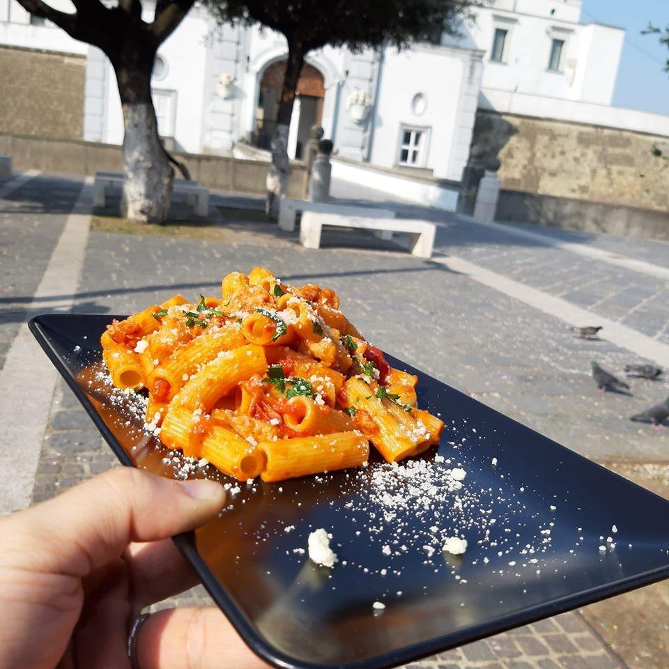 Pizzeria chateau - pasta