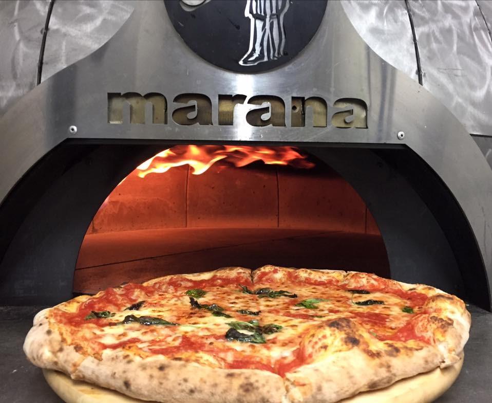 Pizzeria chateau - Marana