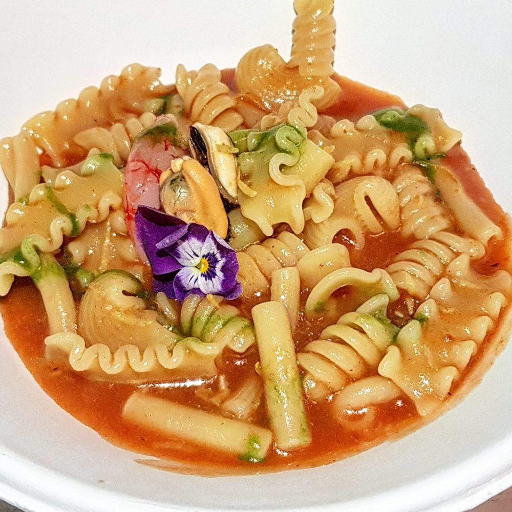 Pasta A...mare chef Paolo Gramaglia