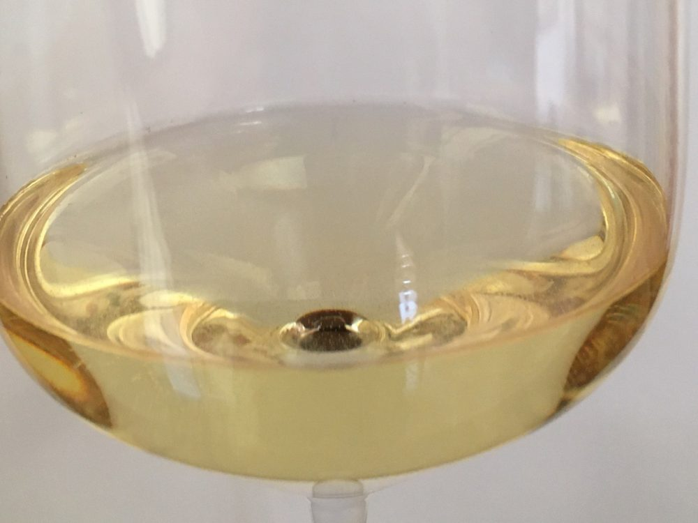 Fiano Valentina di Alfonso Rotolo - bicchiere