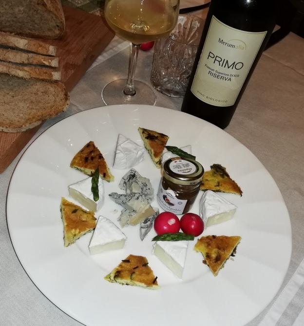 Merumalia, Frascati