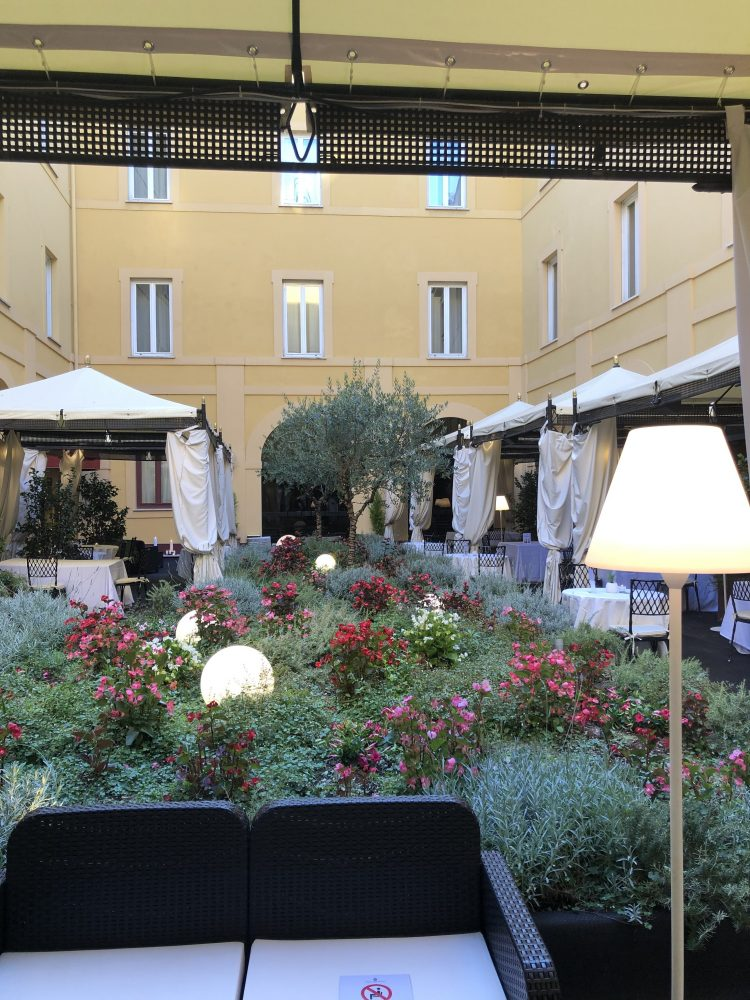 Residenza di Ripetta- Roma