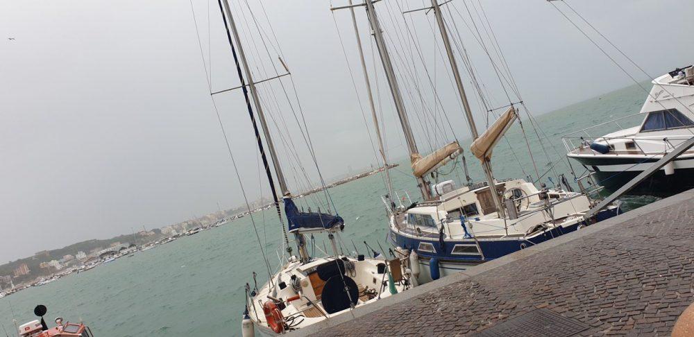 Romolo Al Porto, Anzio