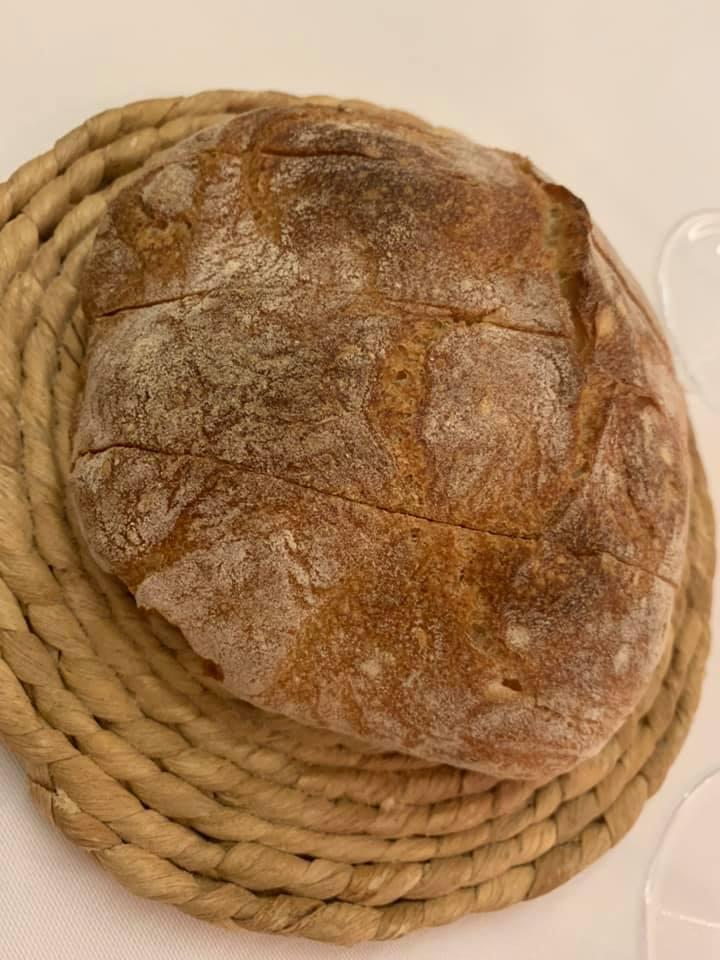 Piazzetta Milu', il pane