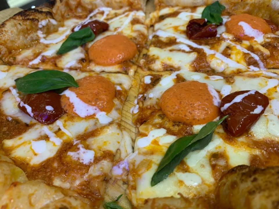 Pizzeria - Giallo Datterino