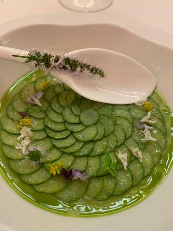 Piazzetta Milu - Riso e zucchino mantecato senza grassi