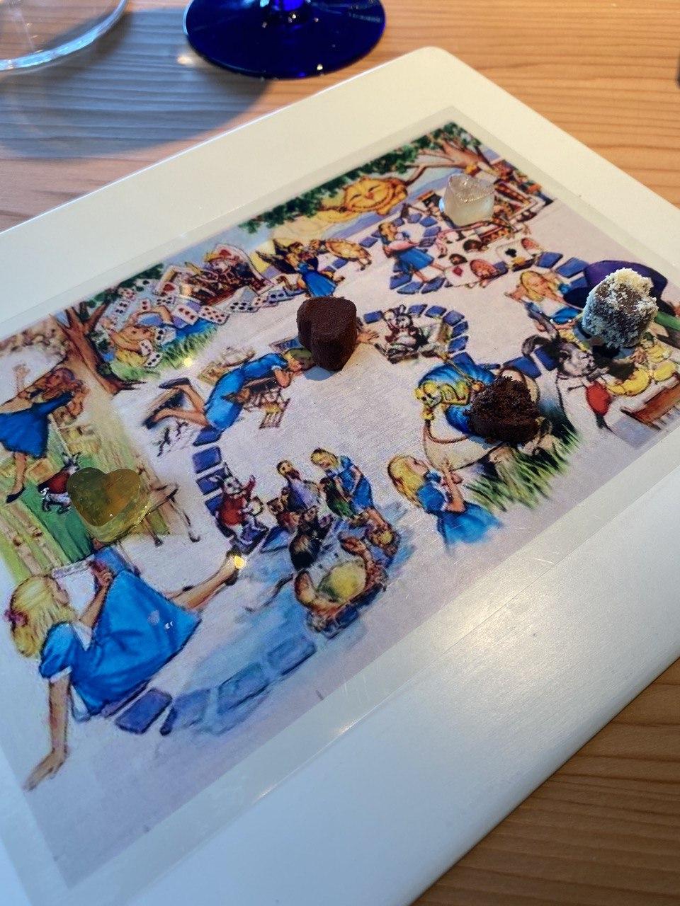 Madonnina del Pescatore, Senigallia - Alice nel Paese delle Meraviglie