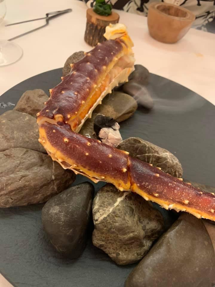 Piazzetta Milu - King Crab