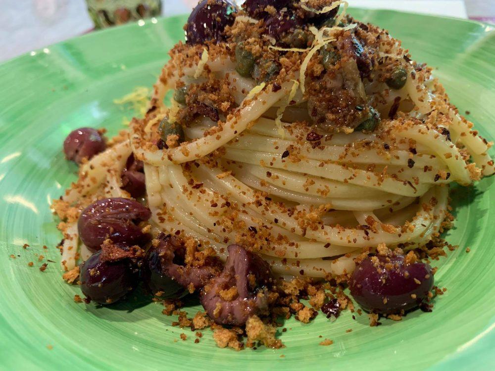 Al Dente Spaghetteria - Spaghetti della casa