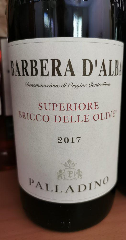 Cantina Palladino - bricco olive