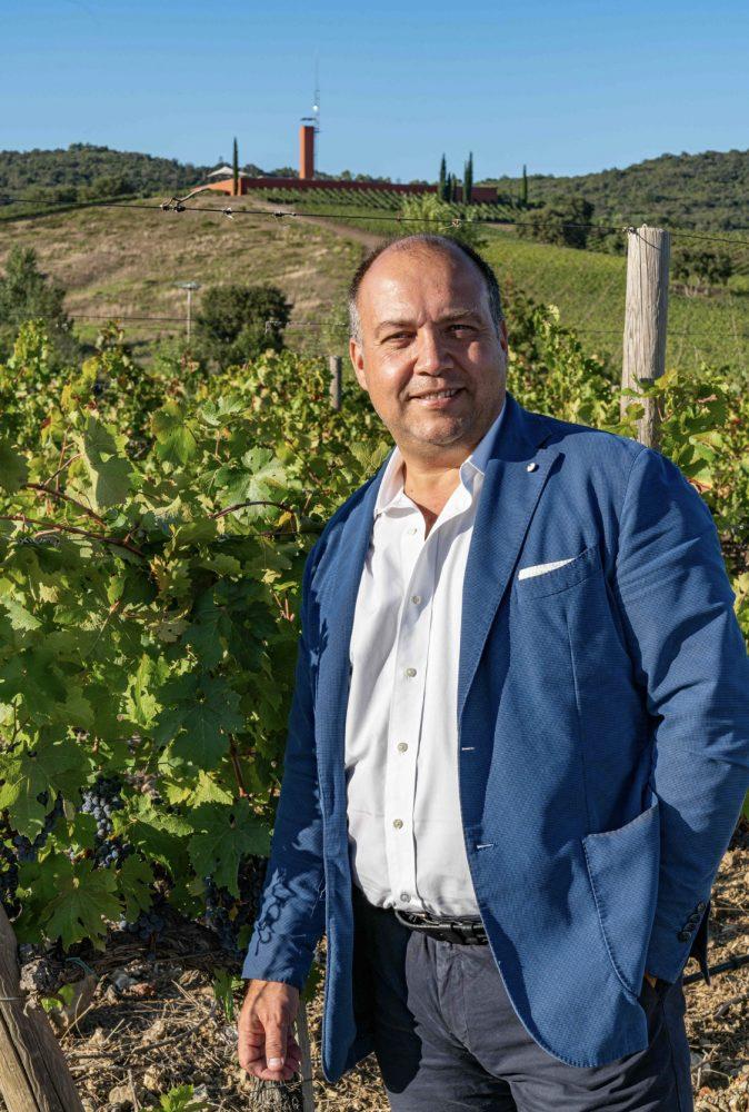 Enologo Alessandro Cellai