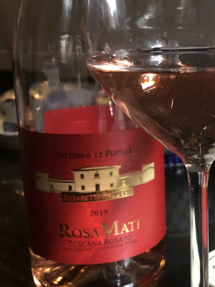 Fattoria Le Pupille Rosamati 2019 IGT Toscana Rosato