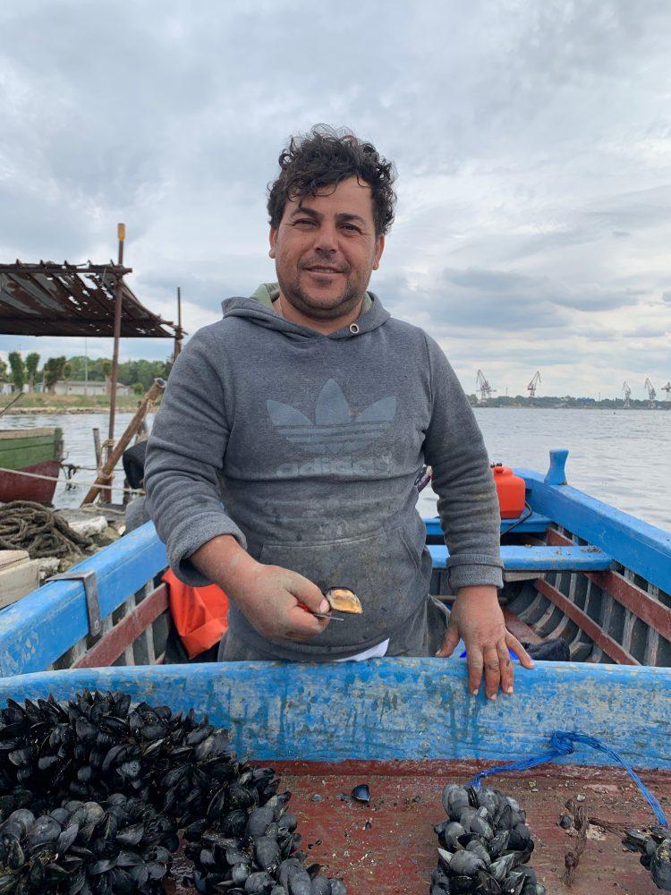 Francesco Mariella pescatore