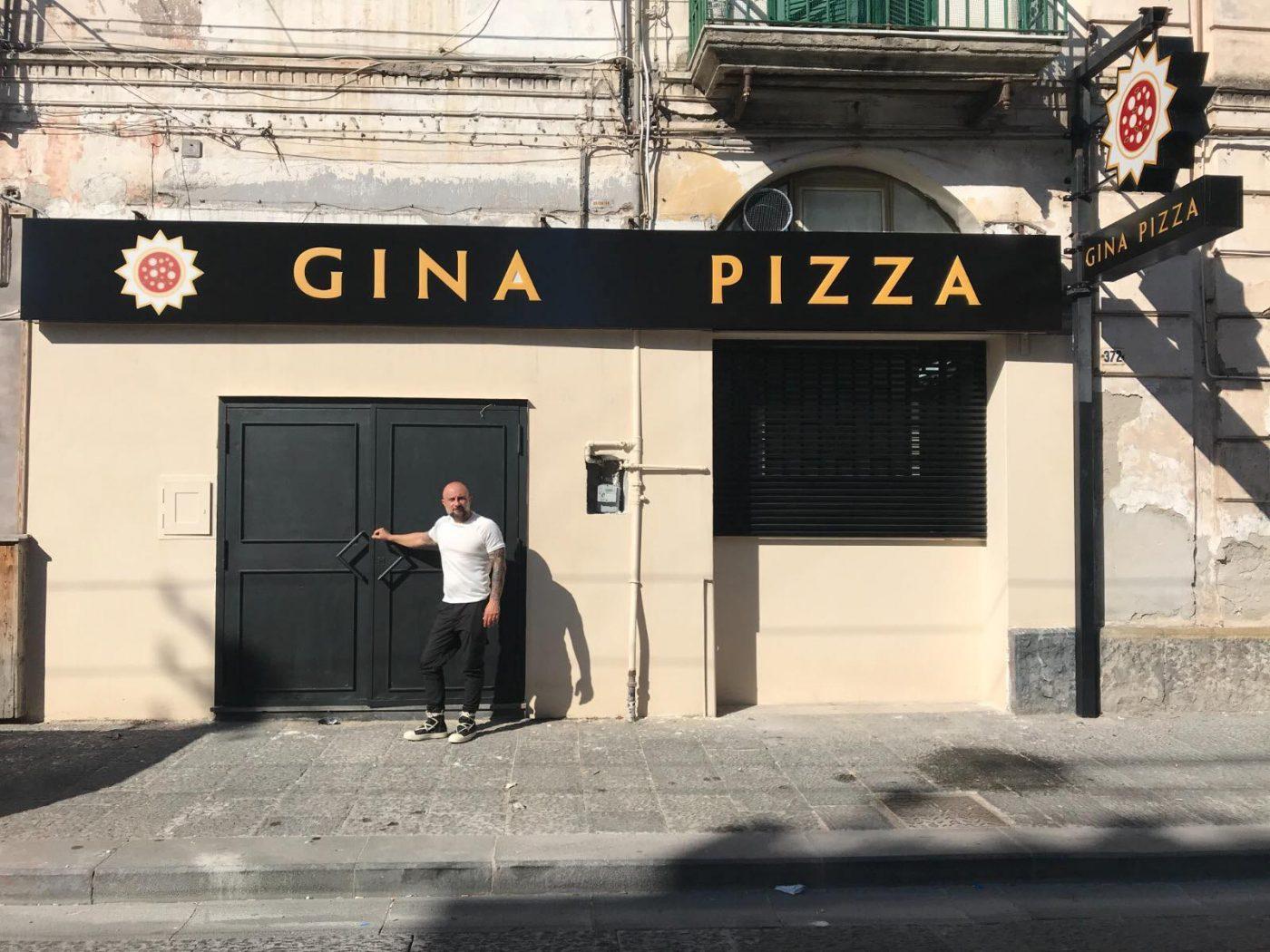 Gina Pizza a Ercolano di Giuseppe Pignalosa