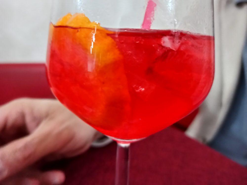 Globe cafe' - Cappuccetto Rosso