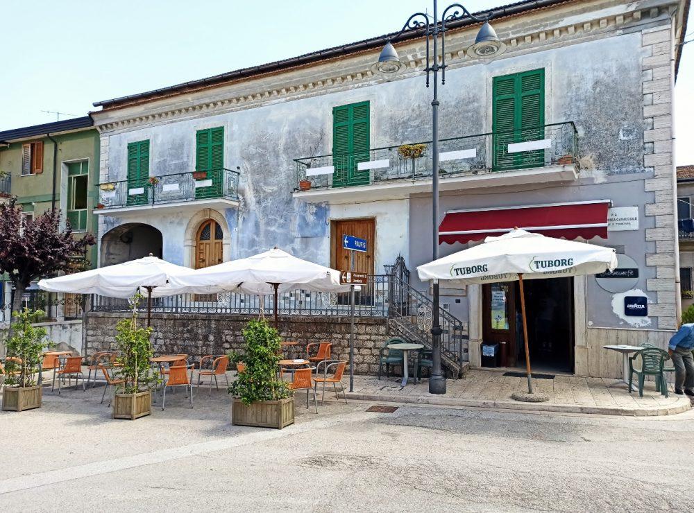 Globe cafe' - Torrecuso