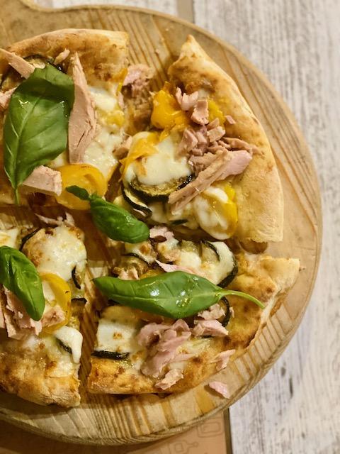 Gourmet Di Vico - pizza Doppia cottura