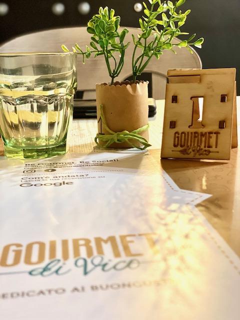 Gourmet Di Vico - tavolo