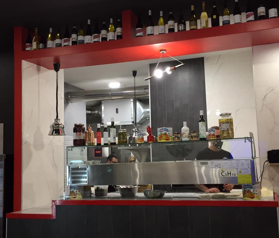 Lievitum Avellino, il forno a vista