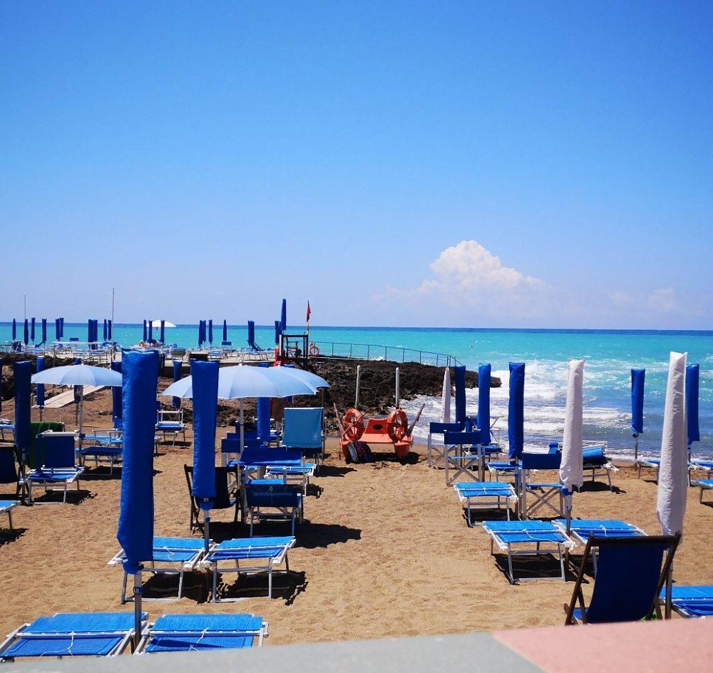Lo Scoglietto - spiaggia