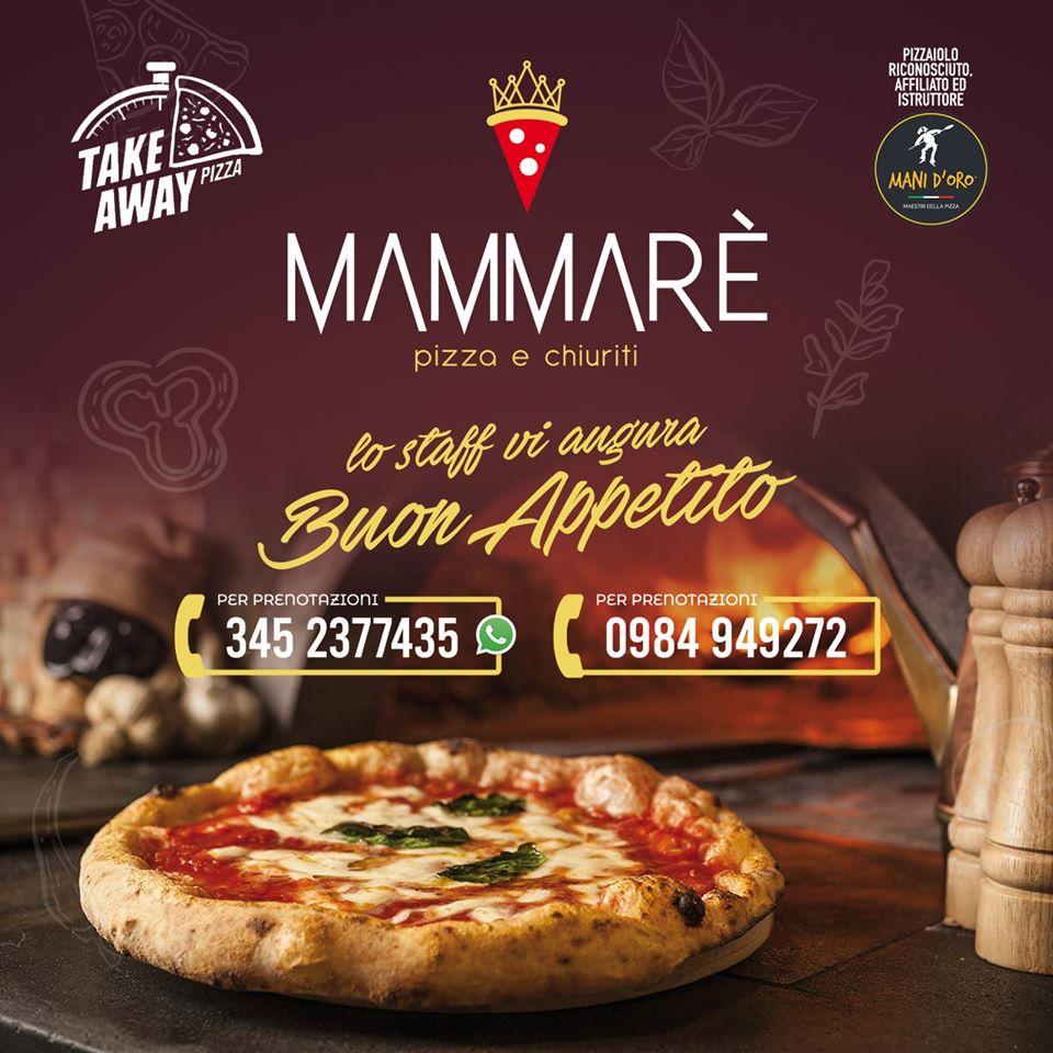 Mammare' Pizza & Chiuriti