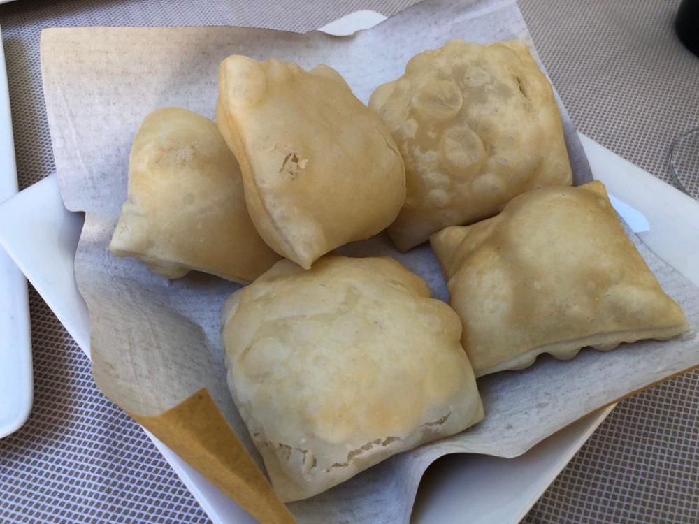 Osteria Robebuone, il piatto simbolo, lo gnocco fritto di Alice