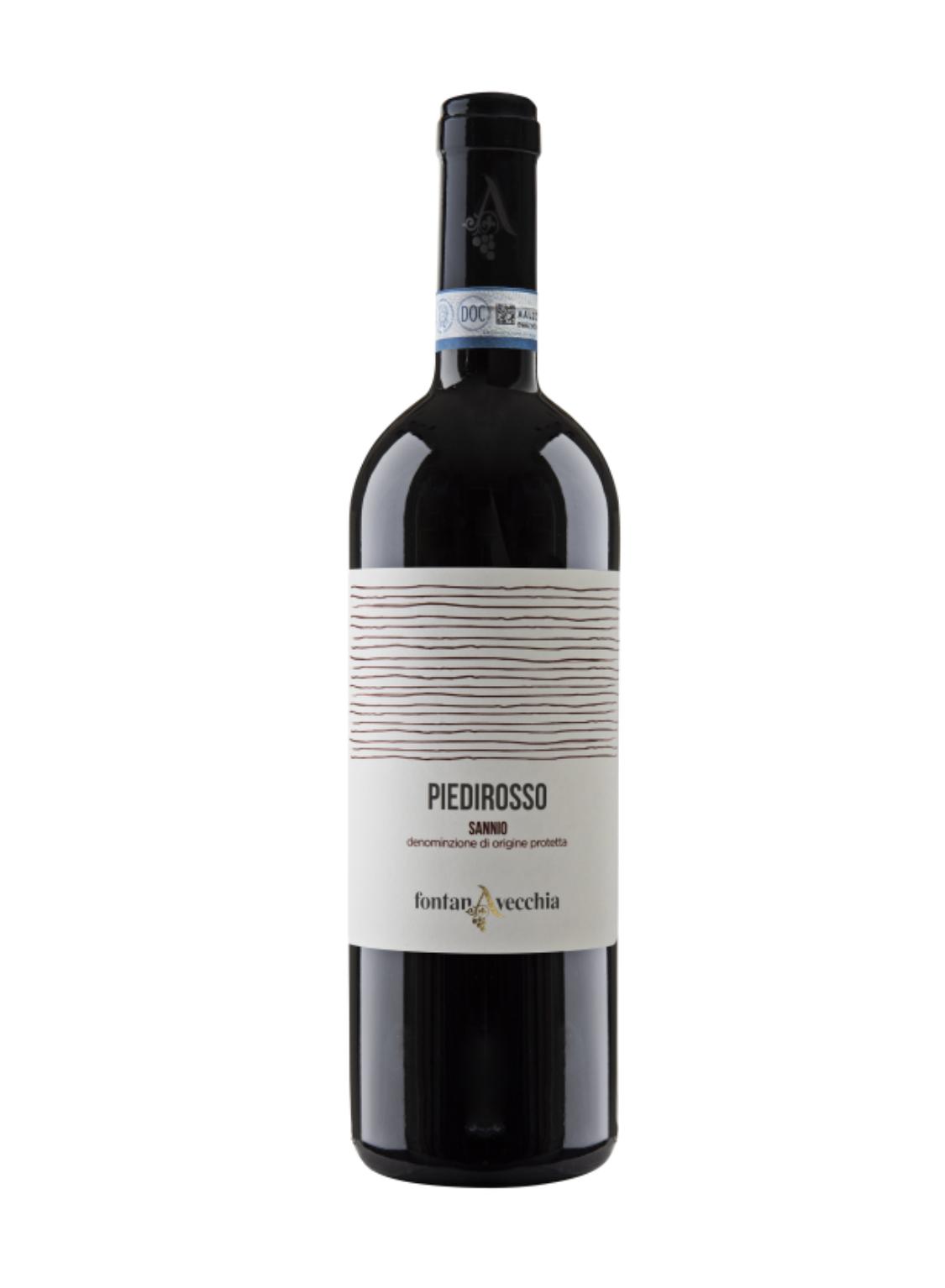 Piedirosso 2019 - Azienda Fontanavecchia