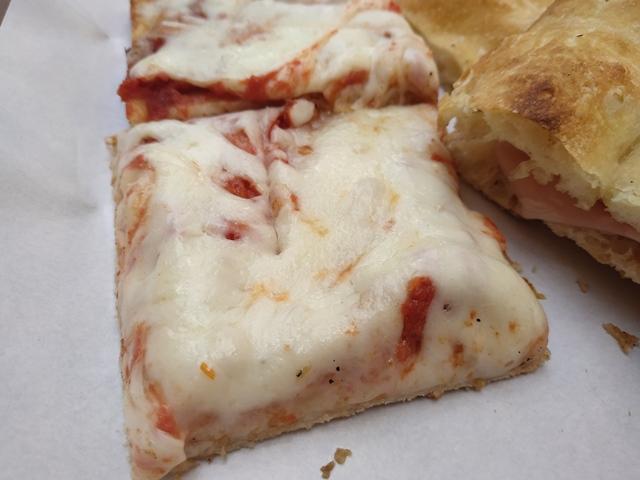 Pizza della Madonna di Monti - La Margherita