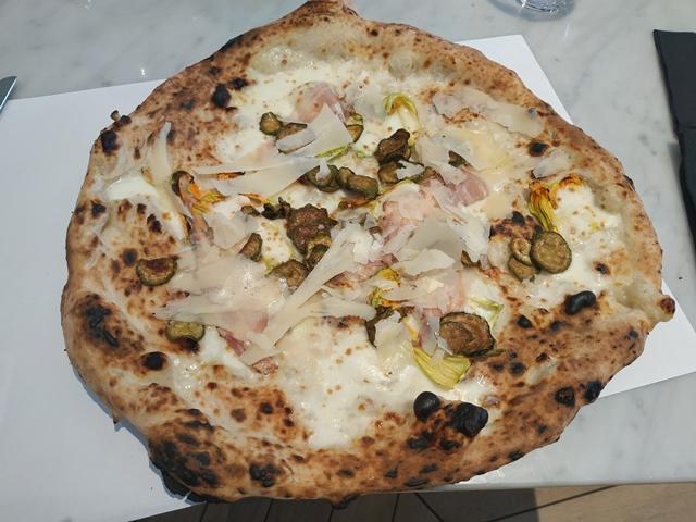 Pizzeria Francesco&Salvatore Salvo - La Scapece