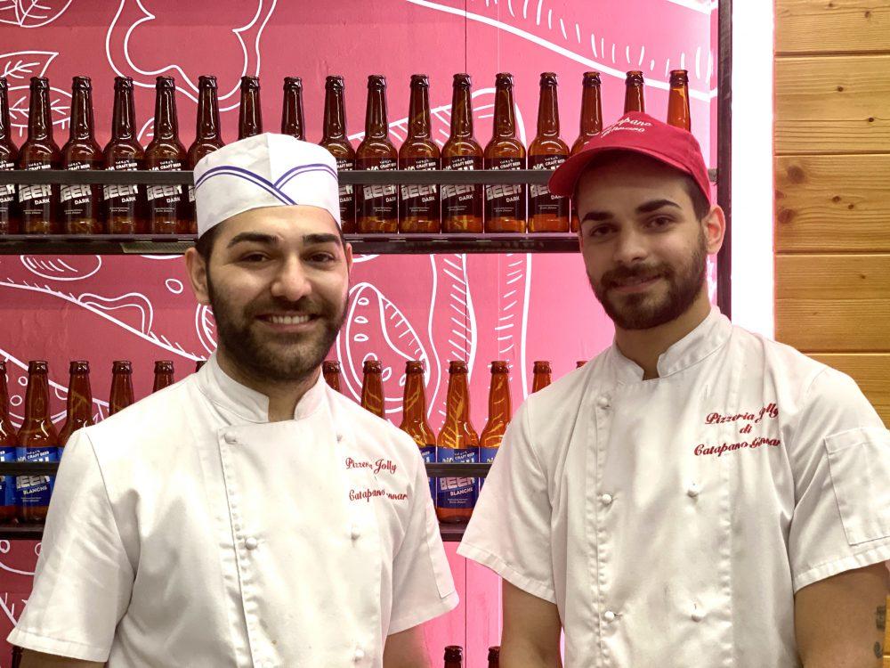 Pizzeria Jolly - Gennaro Catapano e Salvatore Perillo