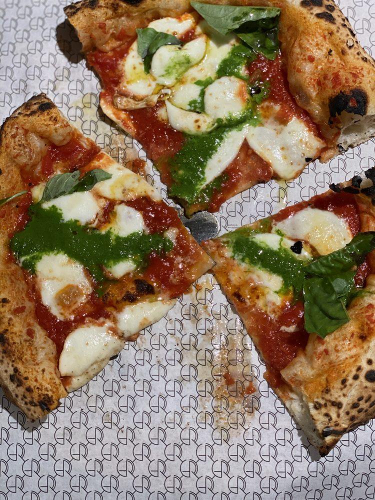 Pizzeria La Famiglia - Margherita del Presidio