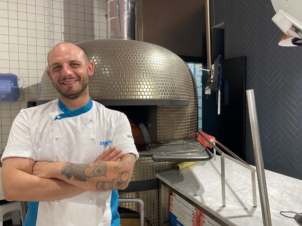 Pizzeria Maggie La Capricciosa - Francesco Pone