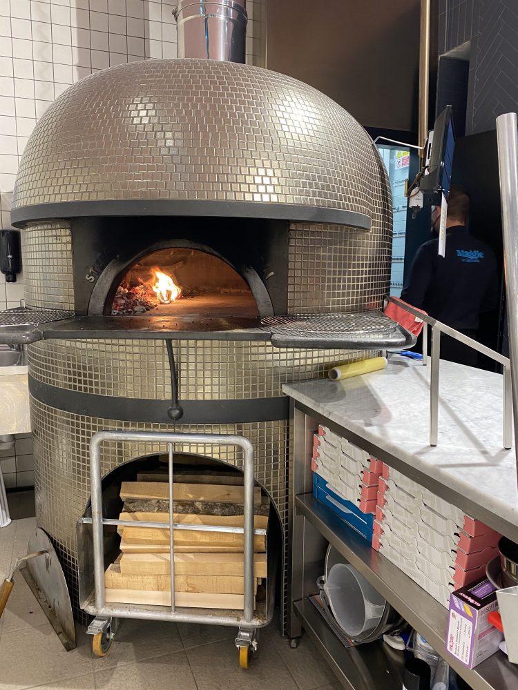 Pizzeria Maggie La Capricciosa - forno