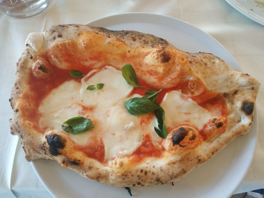 Pizzeria O' Pagnottiello - A' Sgarrubbata