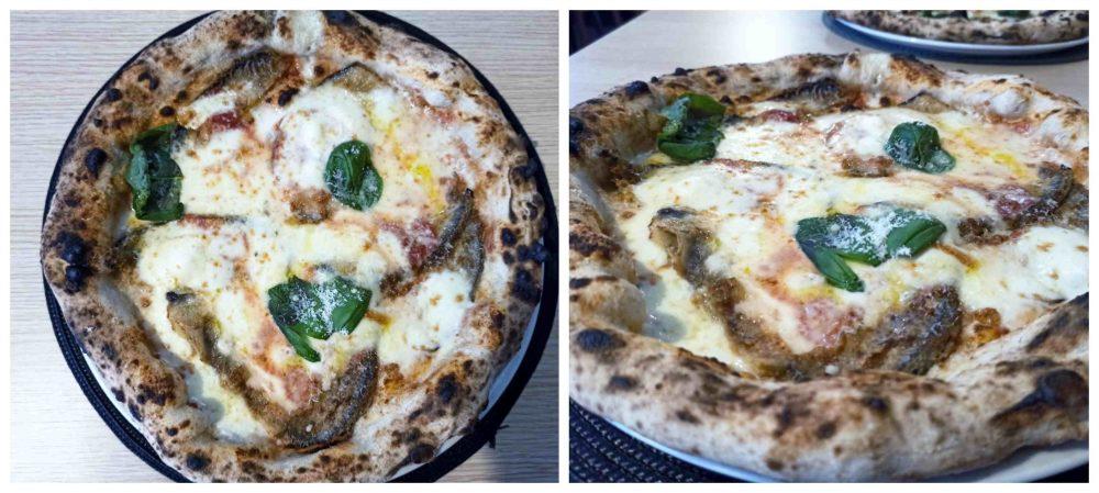 Pizzeria Vera Napoli - parmiggiana