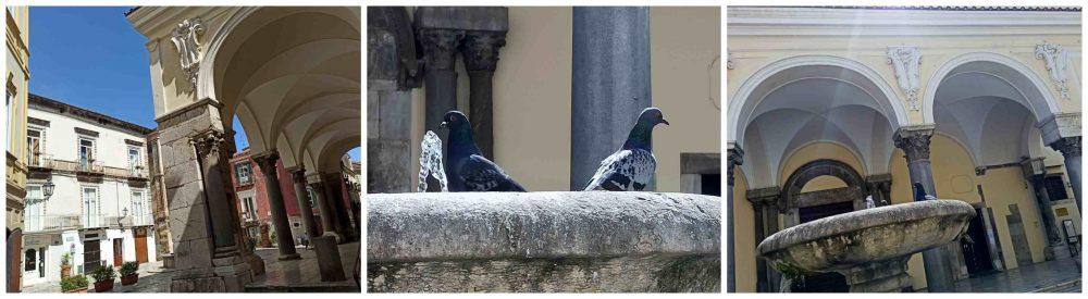 Sant'Agata de' Goti. - Piazza Duomo