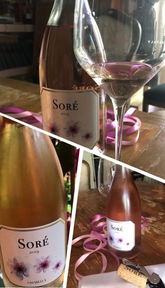Sore' 2019 - il nuovo rosato a firma Cotarella