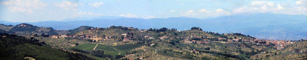 Territorio di Carmignano
