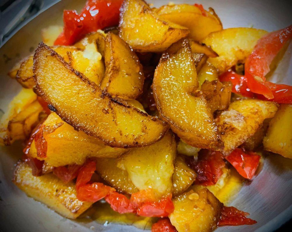 Vico d'o Vattariello - patate e papaccelle