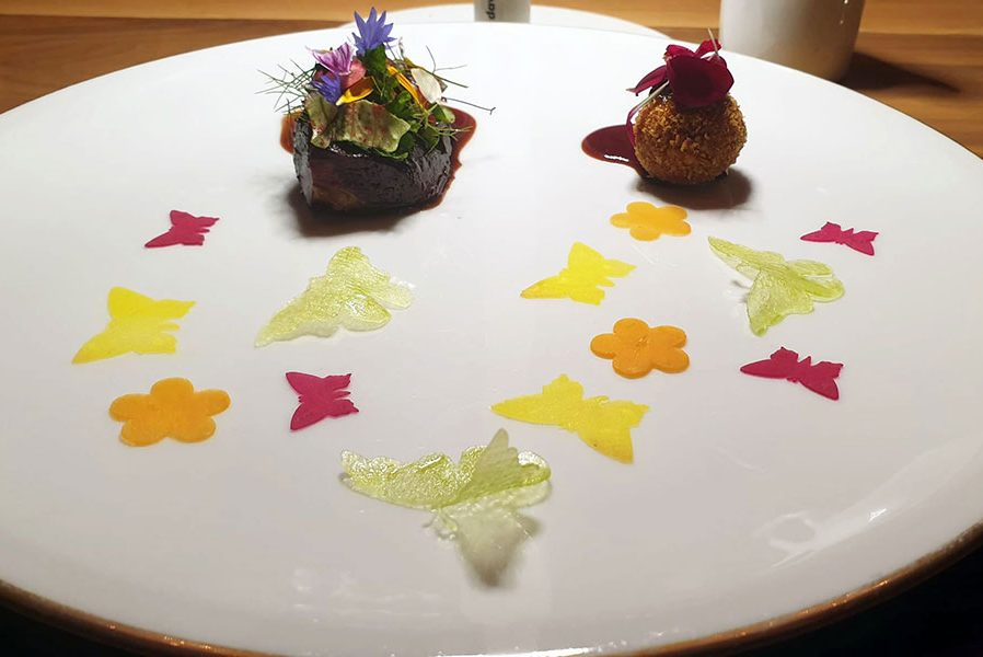 Who's Afraid of Red Yellow Green and Orange? - Osteria Francescana