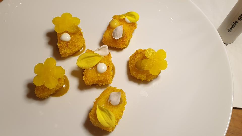 Yellow Submarine - Osteria Francescana