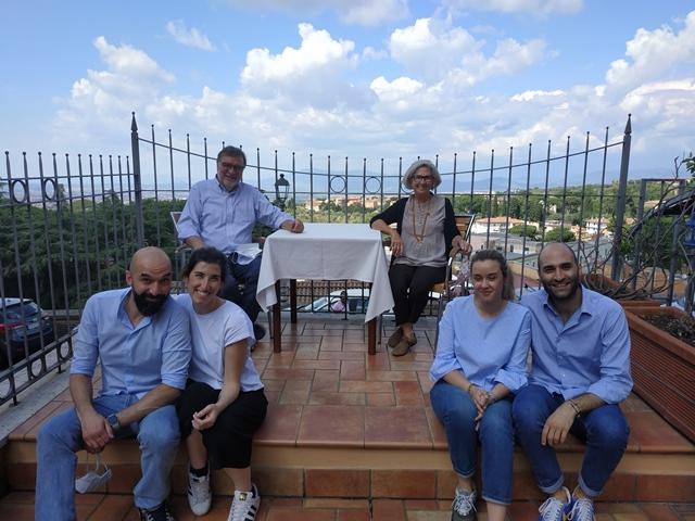 La famiglia Bronzini