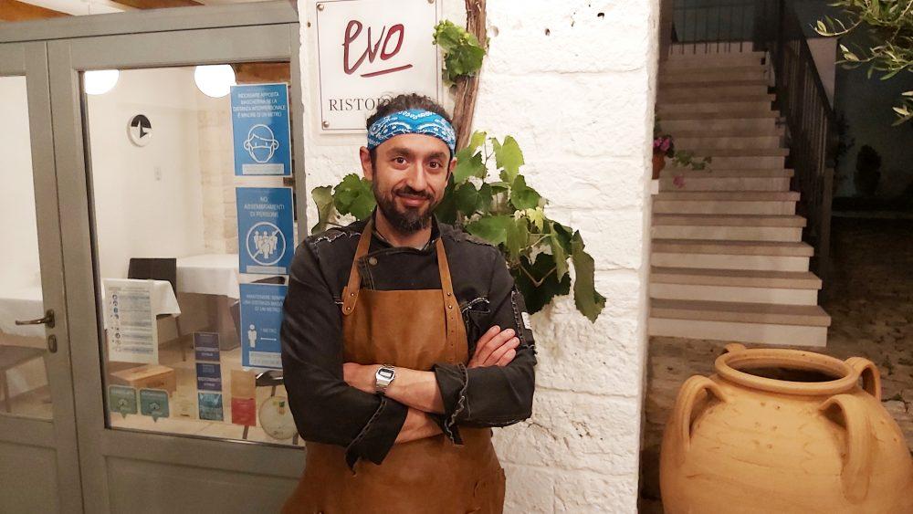 EVO ristorante – Gianvito Matarrese chef