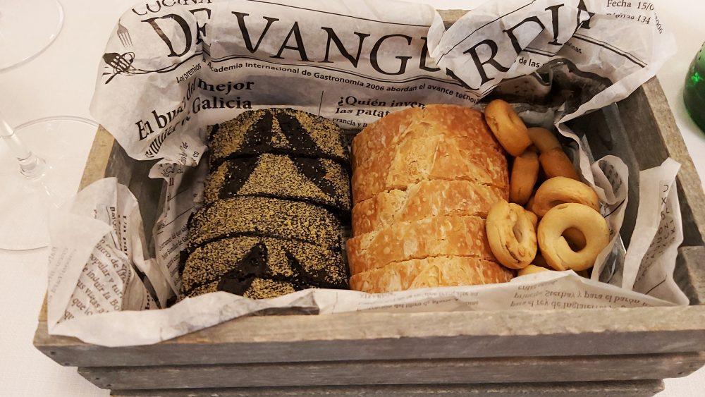 EVO ristorante – il pane