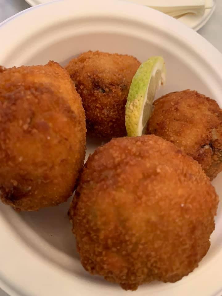 Scirocco Sicilian Fish Lab, i fritti