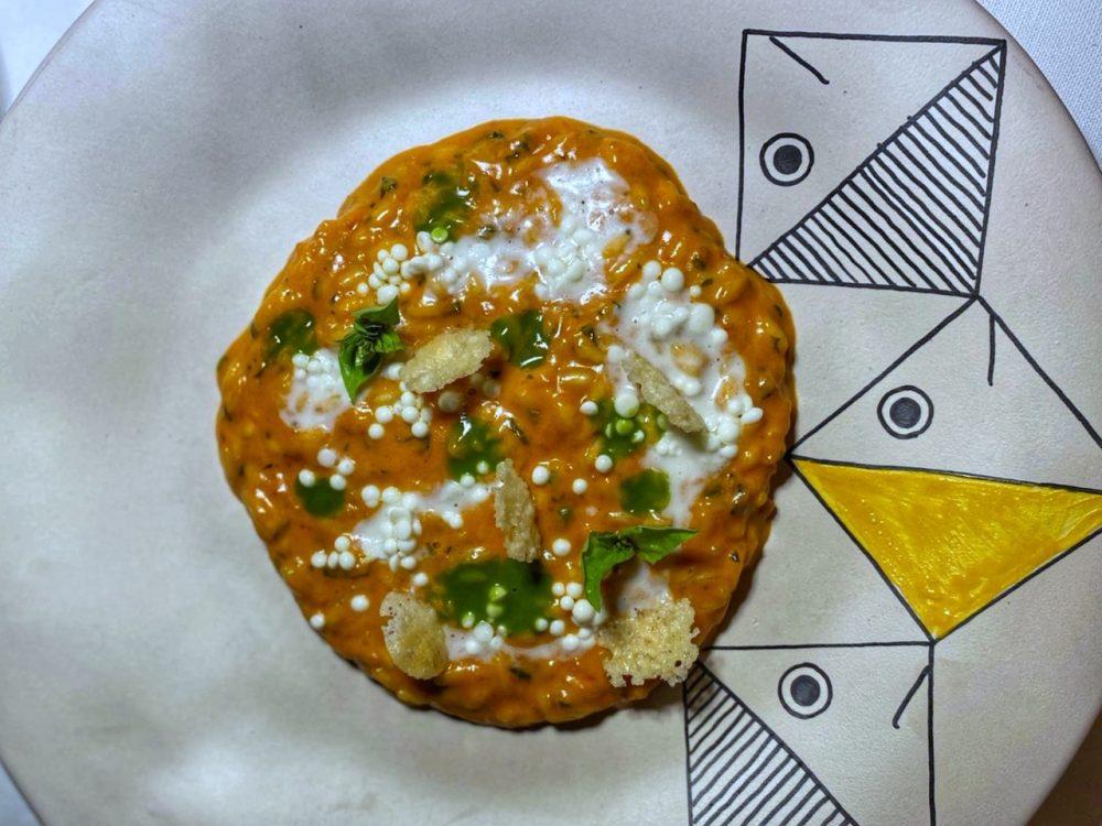 La Zagara, risotto al pomodoro