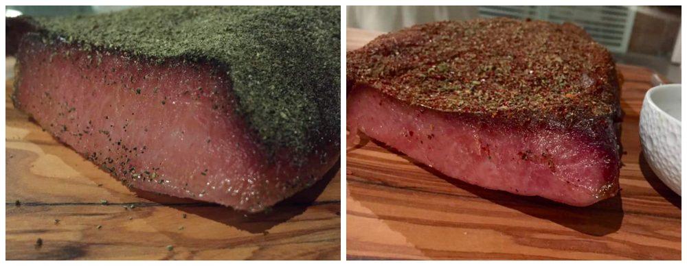 Tre Olivi a Paestum, ventresca di tonno
