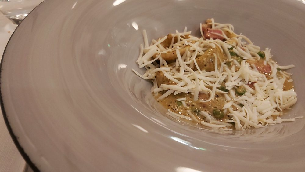 EVO ristorante – Orecchiette XXL
